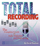 TOTAL RECORDING by David Moulton